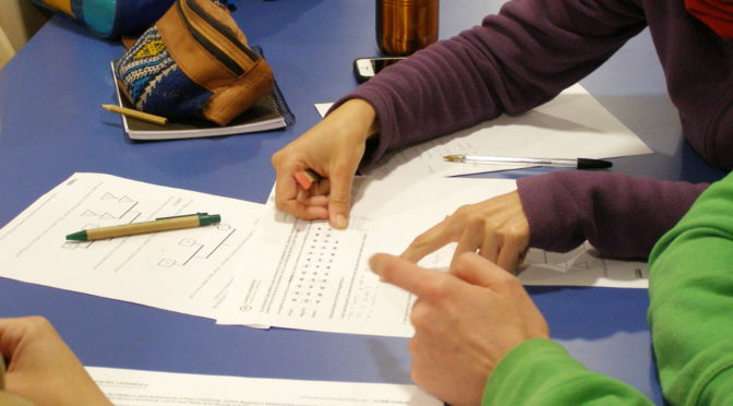Problemas del taller de matemáticas EPLE 2018: corredoras y balanzas