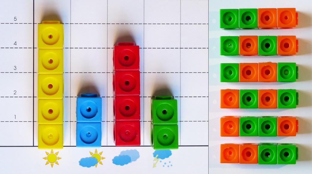 Policubos: Estadística, combinatoria y probabilidad