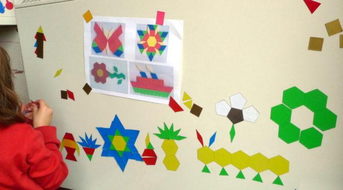 Bloques Geométricos o Pattern Blocks