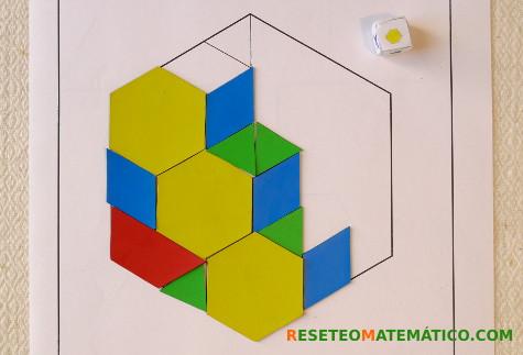 Patter Blocks juego de mesa