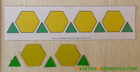 Plantillas series Pattern Blocks