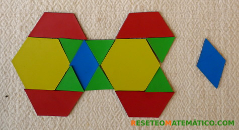 Cenefa Pattern Blocks