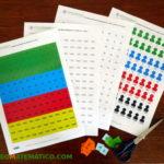 Sellos Montessori para imprimir